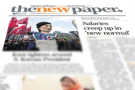 TNP: New look, new content, same DNA