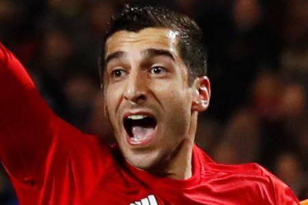 Mourinho: Mkhitaryan living up to reputation