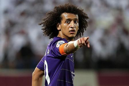UAE star Omar is AFC Player of the Year