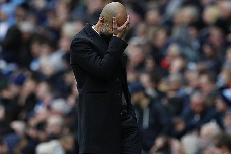 Time to tinker, Guardiola