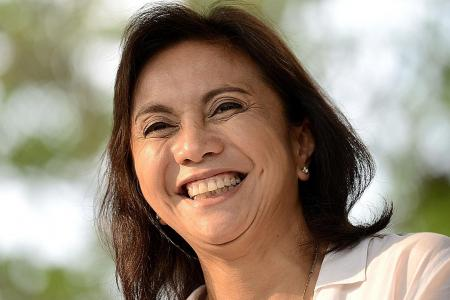 Philippine V-P says there's a plot to oust her