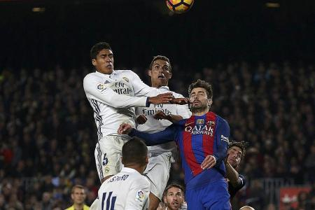 Enrique: We deserved to win