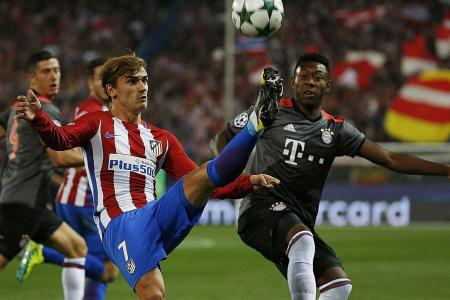 Griezmann: Bayern lack Pep