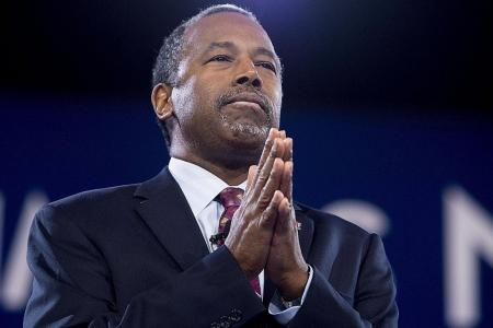 Carson named as housing secretary