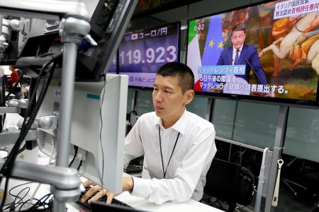 European markets recover after Renzi's resignation