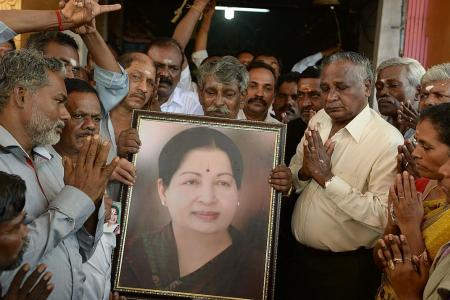 She loved saris, shoes but faced graft trials