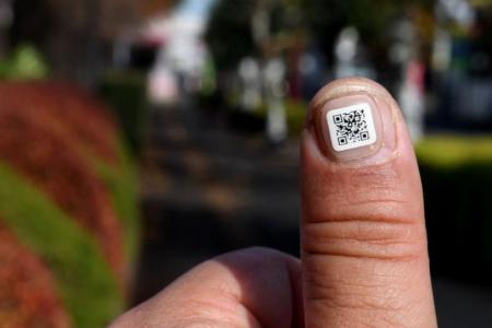 Japan tags elderly dementia patients with barcodes