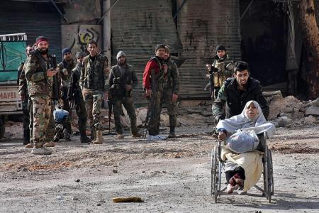 Assad: Aleppo win would be 'huge step' to end war