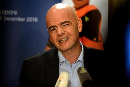 Infantino views ASL positively
