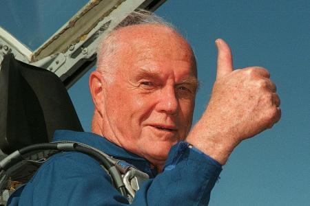 History-making astronaut dies