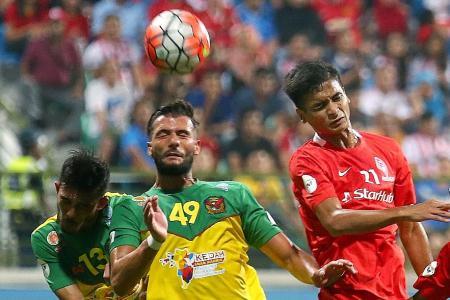 Kedah want Safuwan