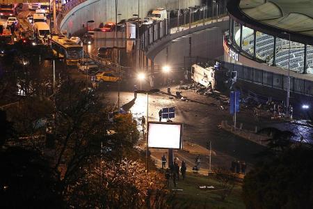 Terror strikes Turkey again