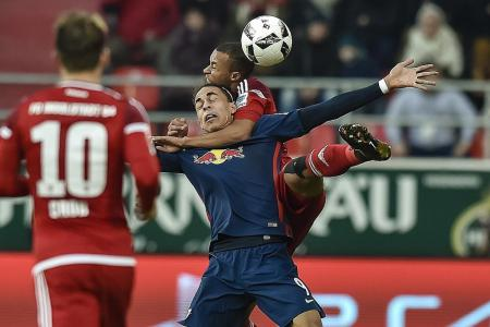 Hasenhuettl: We can handle setback