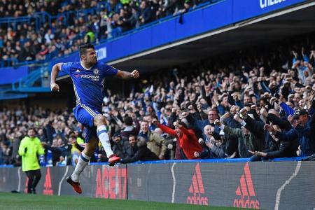 Chelsea on a roll