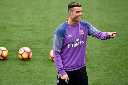 Detailed breakdown of Ronaldo's finances revealed