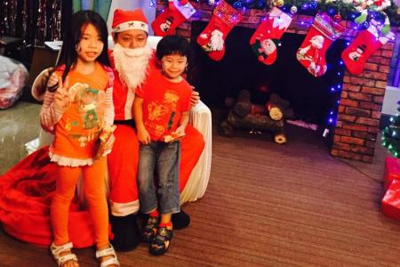 Confessions of a professional Santa Claus
