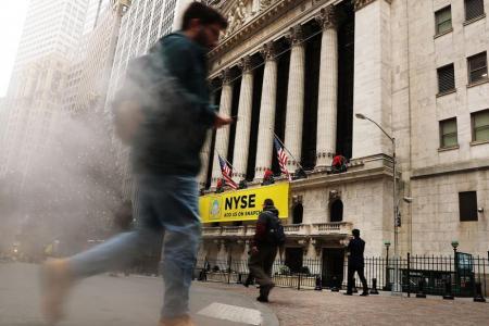 trump rallies markets, New York Stock Exchange