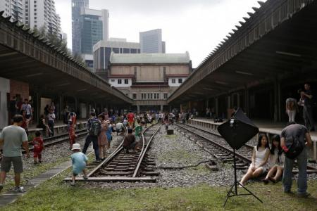 Tanjong Pagar Railway Station to be open on Christmas Day