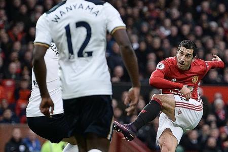 United are better under Mourinho