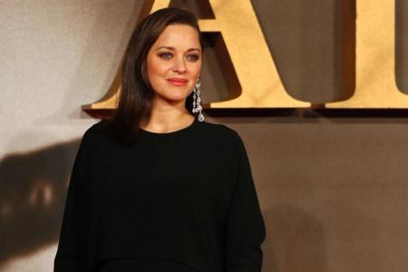 Marion Cotillard on Assassin's Creed: 'I love themes of violence and free will'