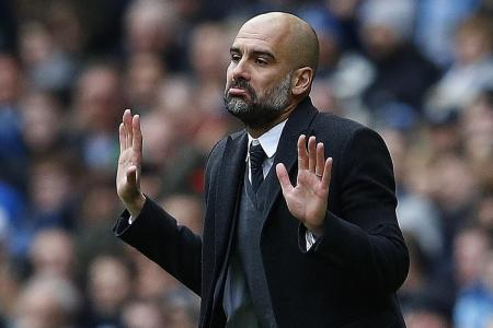 Stop being so stubborn, Pep