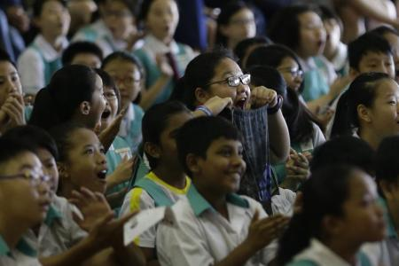 PSLE results out next Friday