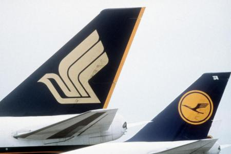 Singapore Airlines and Lufthansa will join hands.