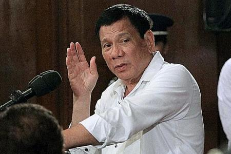 Duterte says he killed suspects