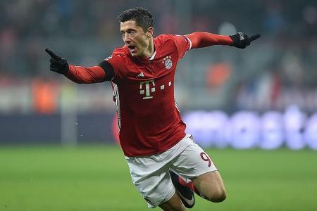 Lewandowski targets Champions League glory after new deal