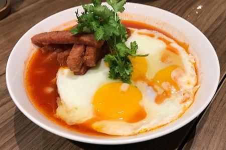 Comfort food from Hong Kong's best