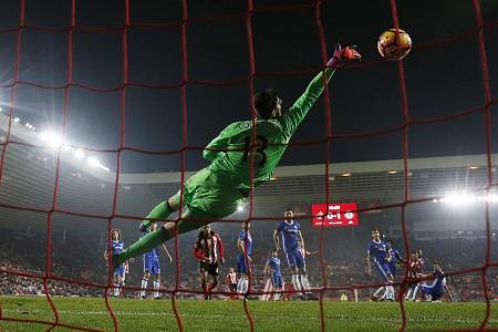 Chelsea's perfect 10