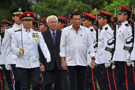 S'pore, Philippines to boost cooperation