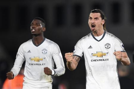 Stars aligning at United