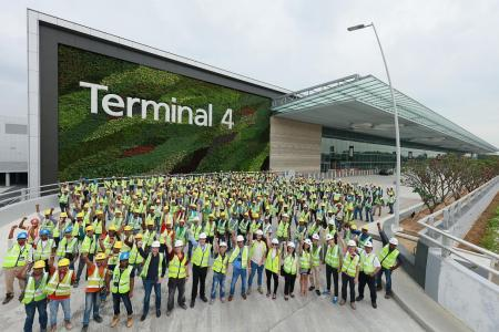 Construction of T4 complete