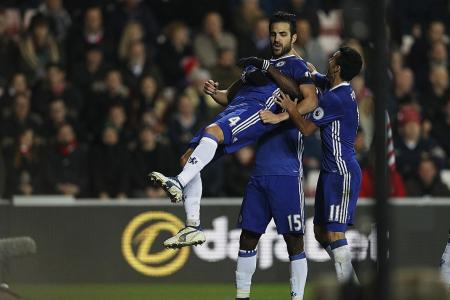 'Chelsea look unbeatable'