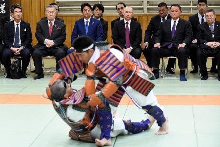 Diplomatic tussle at play