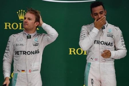 Hamilton wary of 'poisonous effect'
