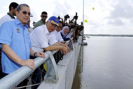 Coastal highway to change Sarawak