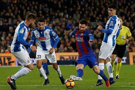 Mesmeric Messi