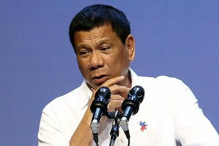 'Barbaric' Duterte wants daily executions in Philippines