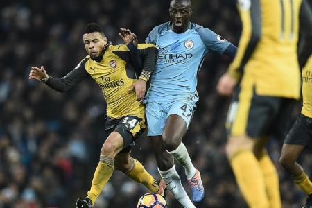 'Yaya plays like a boy'