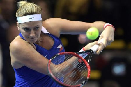 Two-time Wimbledon champion Petra Kvitova was injured after an attack by a knife-wielding burglar at her home in the eastern Czech town of Prostejov.