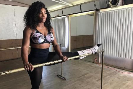 Serena claims gender bias