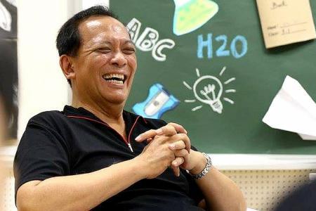 Deputy Speaker Charles Chong recovering after liver transplant