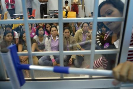 Maid agencies plan to bring in 1,000 to 1,200 maids from Cambodia in the next year - three times the number now in Singapore.