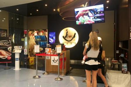 Caught on CCTV: Five restaurants broken into in VivoCity