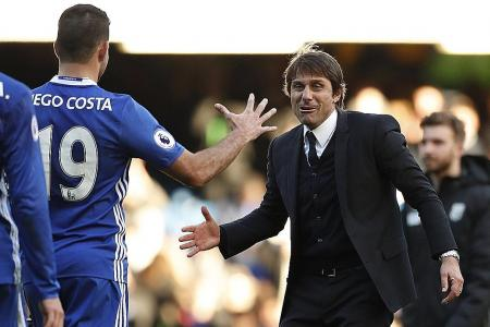 Conte: We have the right balance