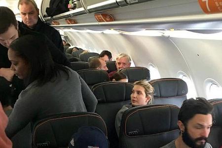 Man removed from flight for harassing Ivanka Trump