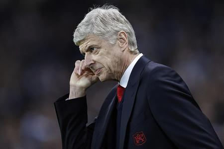 Wenger wary 