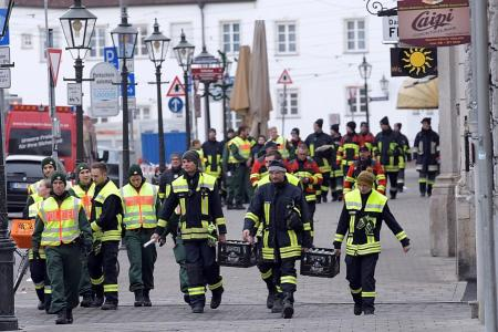 54,000 evacuated from German city after war relic found